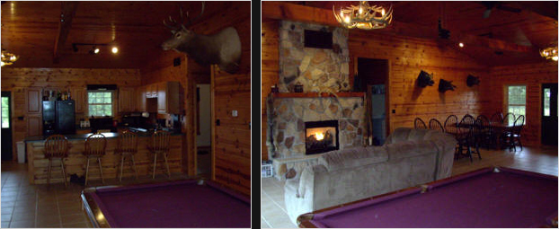 Stone Creek Hunting Ranch Accommodations