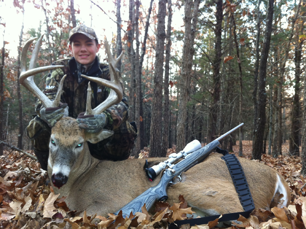 Best Missouri Trophy Deer Hunting