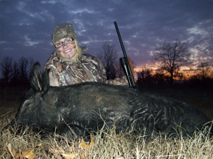 exotic hunts and standard hunts such as wild hogs hunting, deer hunting, ram hunting, and elk hunting
